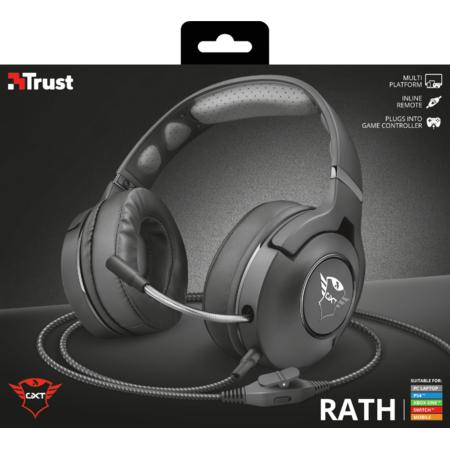 Casti Gaming Trust GXT 420 Rath Multiplatform