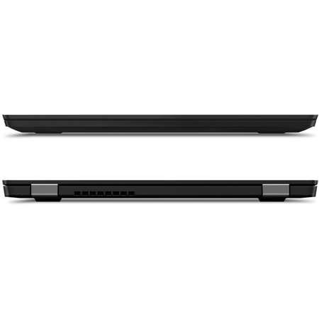 Laptop Lenovo ThinkPad L390 13.3 inch FHD Intel Core i5-8265U 8GB DDR4 256GB SSD FPR Windows 10 Pro Black