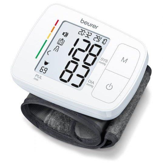 Tensiometru electronic de incheietrura cu functie de voce BC21