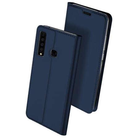 Husa Flip Cover Dux Ducis Skin pentru Samsung A9 2018 Albastru