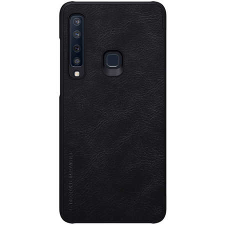 Husa Flip Cover Nillkin Qin pentru Samsung A7 2018 Negru