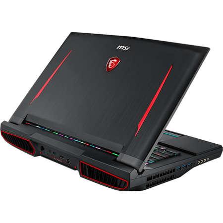 Laptop MSI GT75 Titan 8SG 17.3 inch FHD Intel Core i9-8950HK 64GB DDR4 1TB HDD 2x512GB SSD nVidia GeForce RTX 2080 8GB Black