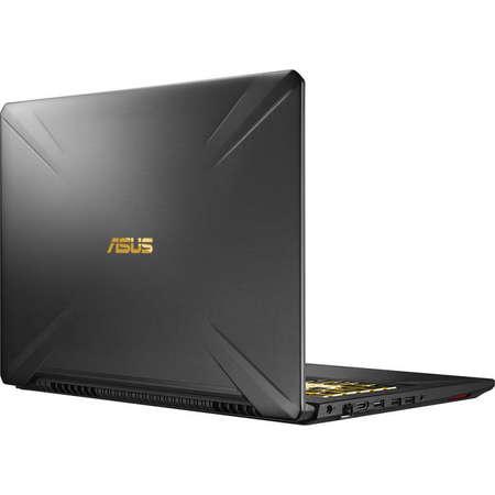 Laptop Asus TUF FX705GM-EW031 17.3 inch FHD Intel Core i7-8750H 8GB DDR4 1TB SSHD nVidia GeForce GTX 1060 6GB Gun Metal