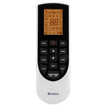 Aparat aer conditionat Gree GWH09AAB-K6DNA4A Gama Bora A4 Silver Racire 11500 BTU Incalzire 12000 BTU Clasa A++ Wi-Fi Alb + Kit instalare inclus