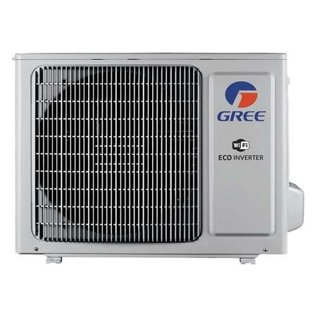 Aparat aer conditionat Gree GWH09AAB-K6DNA4A Gama Bora A4 Silver Clasa A++ Wi-Fi Alb + Kit instalare inclus