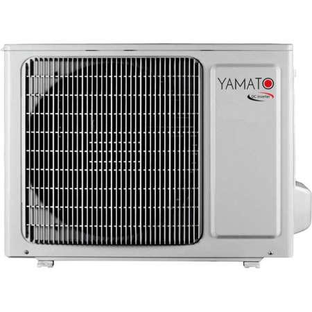 Aparat aer conditionat Yamato YW09IG3 Inverter 9000BTU Clasa A++ Wi-Fi Alb + Kit instalare inclus