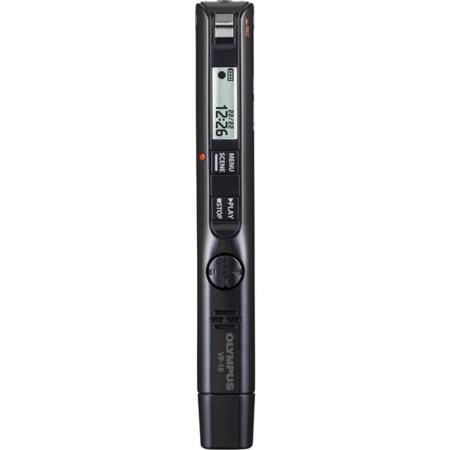 Reportofon stereo tip stilou Olympus VP-10 4GB Negru