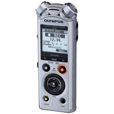 Reportofon Olympus LS-P1 Linear PCM 4GB Argintiu