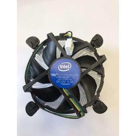 Cooler procesor pentru Intel i3 i5 i7 Socket LGA 1150 1155 1156 Intel E97379-003 - Bulk