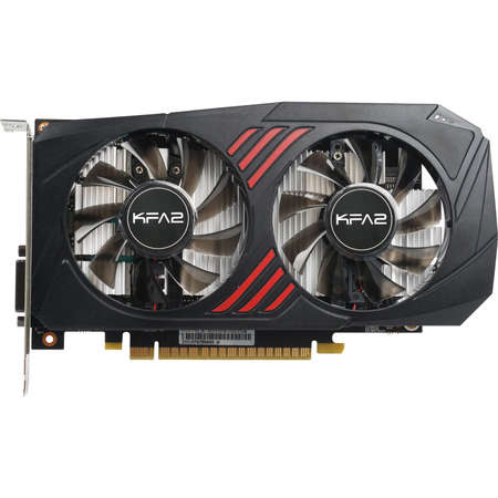 Placa video GALAXY nVidia KFA2 GeForce GTX 1060 REDBLACK OC 6GB GDDR5X 192bit