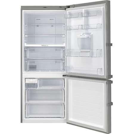 Combina frigorifica LG GBF548NSDZB 440 Litri NoFrost Clasa A++ Argintiu