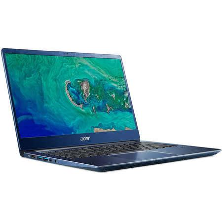 Laptop Acer Swift 3 SF314-56 14 inch FHD intel Core i5-8265U 8GB DDR4 256GB SSD Linux Blue