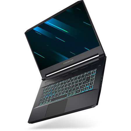 Laptop Acer Predator Triton 500 PT515-51 15.6 inch FHD Intel Core i7-8750H 24GB DDR4 2x512GB SSD nVidia GeForce RTX 2060 6GB Windows 10 Home Abyssal Black
