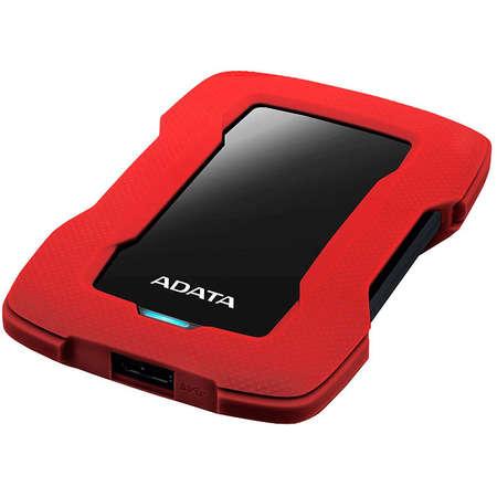 Hard disk extern ADATA HD330 2TB 2.5 inch USB 3.1 Red