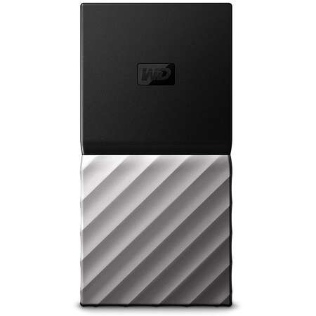 SSD Extern WD My Passport 2TB 2.5 inch USB 3.1 Black Gray