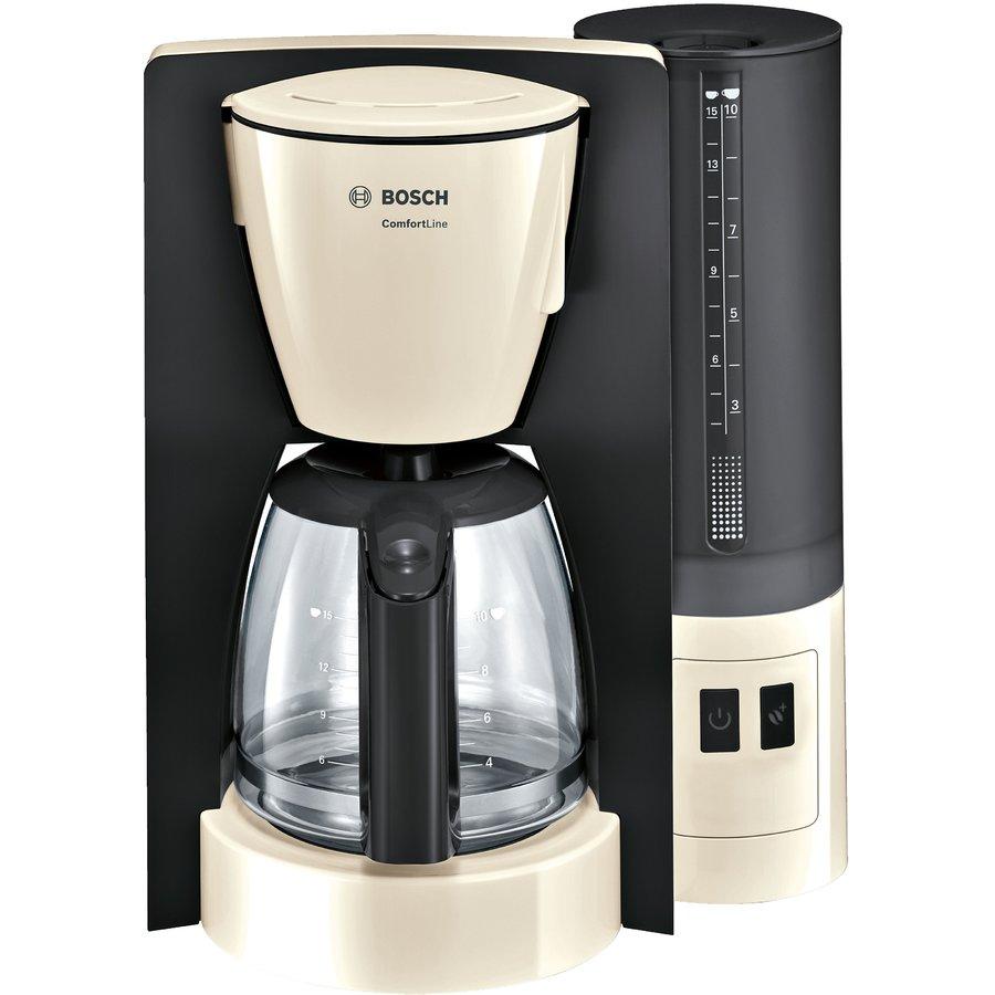 Cafetiera TKA6A047 ComfortLine 1200W 1.25 litri Bej