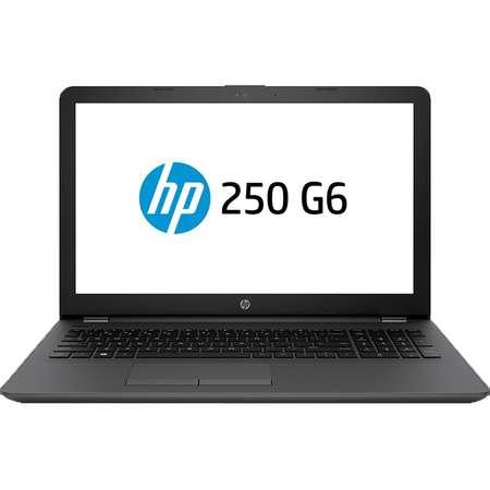 Laptop HP 250 G6 15.6 inch FHD Intel Core i3-7020U 8GB DDR4 256GB SSD AMD Radeon 520 2GB Dark Ash Silver