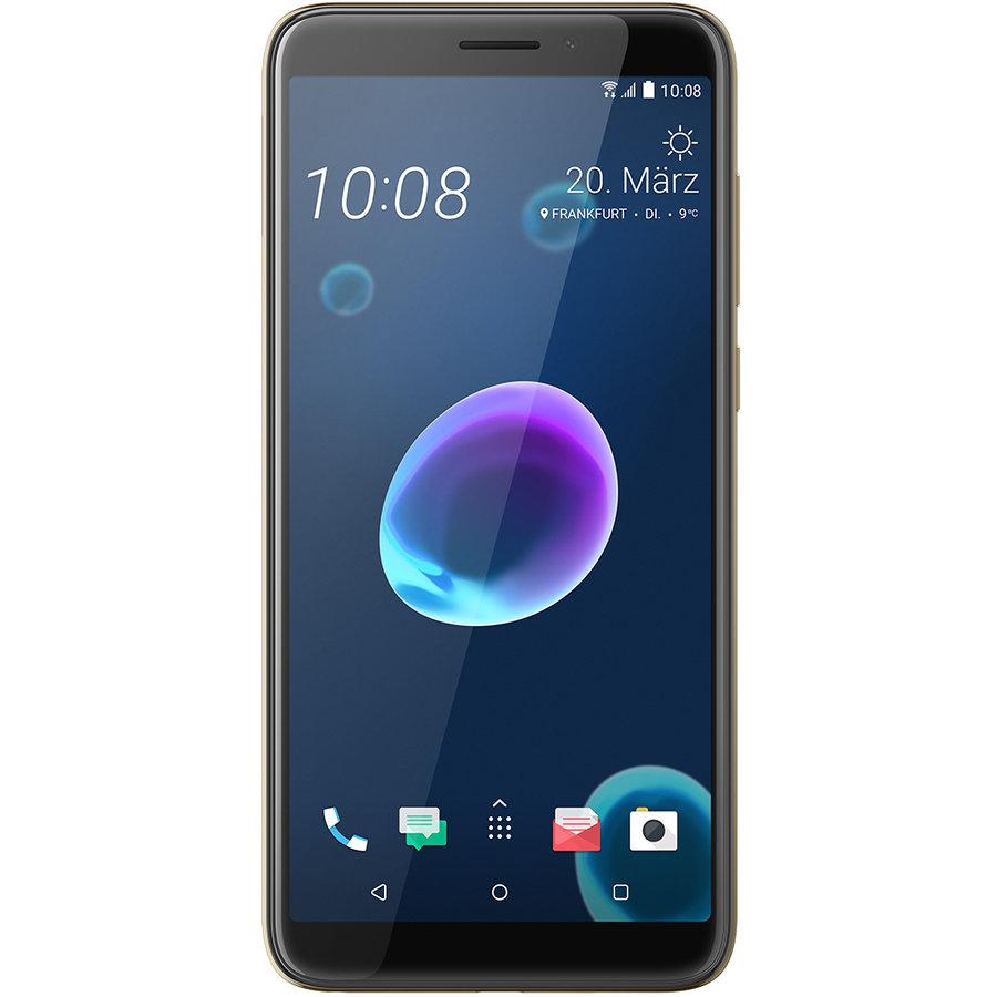 Smartphone Desire 12 32GB 3GB RAM Dual Sim 4G Gold