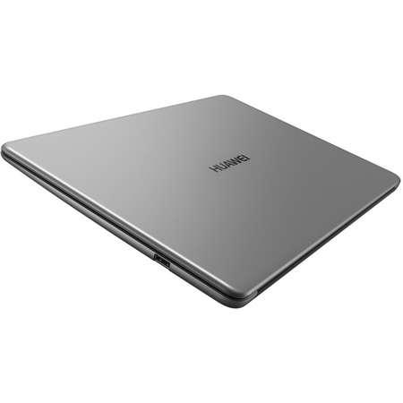 Laptop Huawei MateBook D 15.6 inch FHD Intel Core i5-8250U 8GB DDR4 256GB SSD Windows 10 Home Gray
