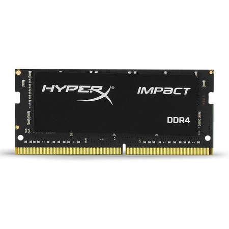 Memorie laptop Kingston HyperX Impact 16GB DDR4 2666MHz CL15 1.2V