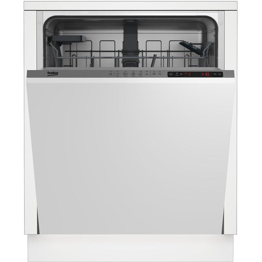 Masina de spalat vase incorporabila DIN25310 13 seturi 5 Programe Clasa energetica A+ Panou Gri thumbnail
