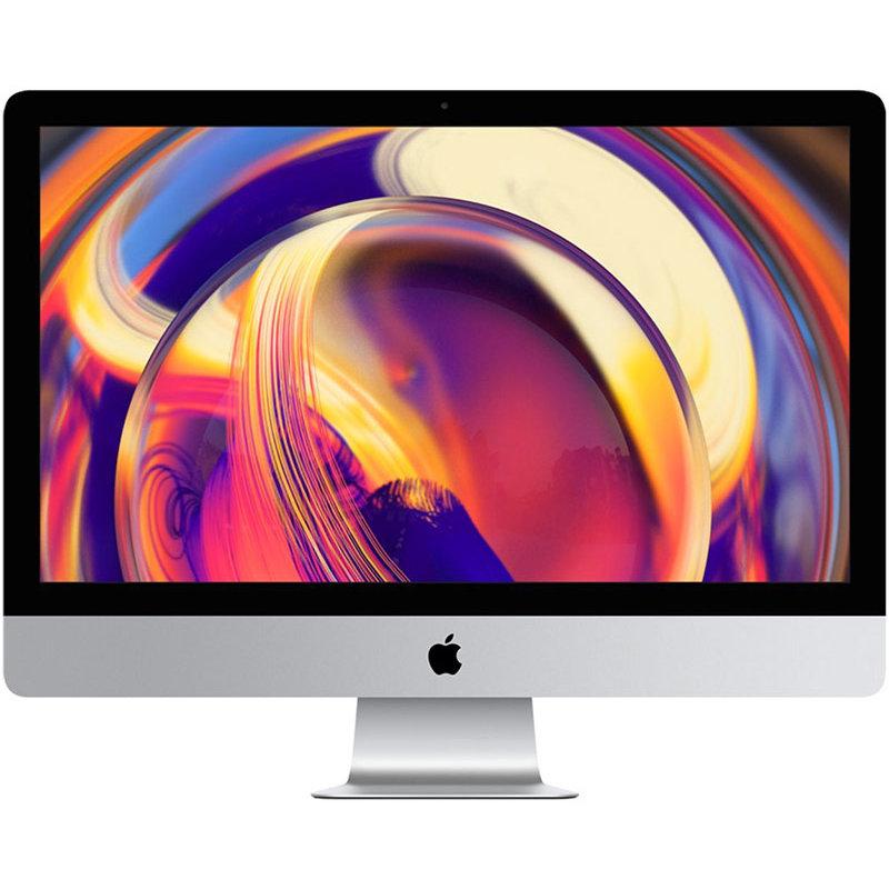 Sistem All in One iMac 27 inch Retina 5K Intel Core i5 3.0 GHz Hexa Core 8GB DDR4 1TB HDD AMD Radeon Pro 570X 4GB Mac OS Mojave INT keyboard thumbnail
