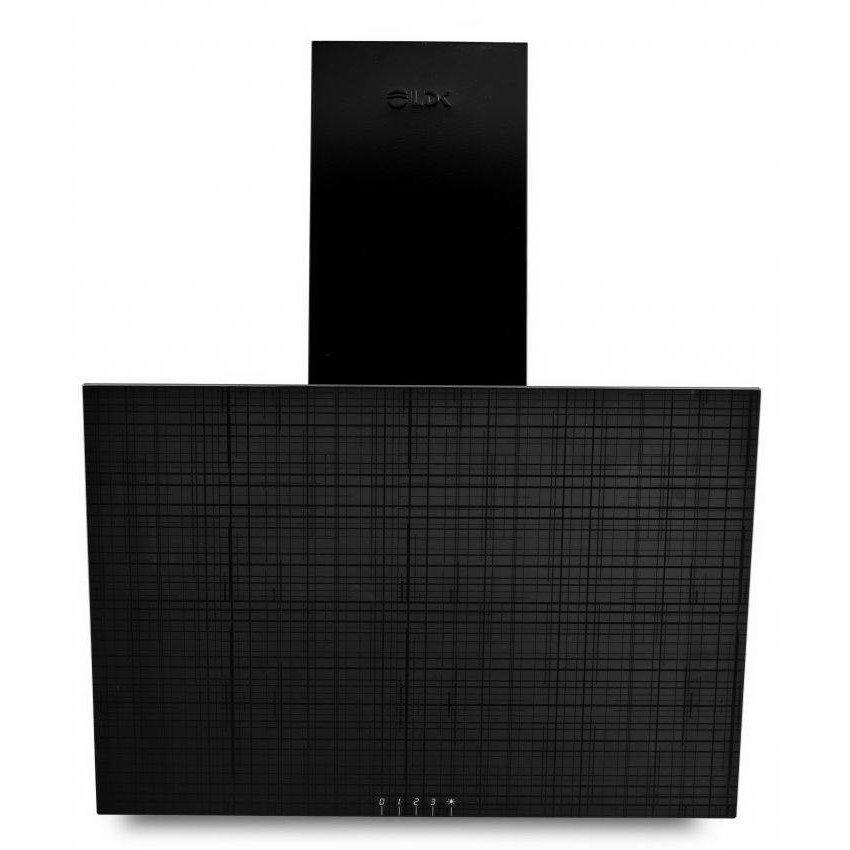 Hota decorativa BINDESIT P BLACK 60 absorbtie 650 mc/h 1 motor 60 cm Negru - Resigilat