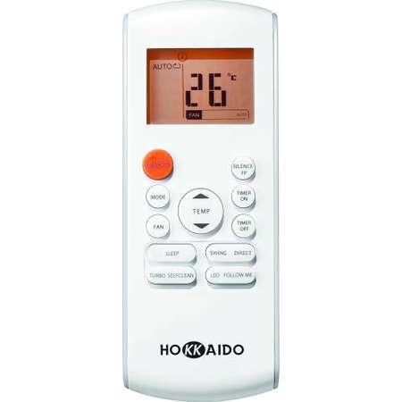 Aparat aer conditionat Hokkaido HKEU263ZAL/HCNI263ZA 9000BTU Inverter R32 A++ Alb