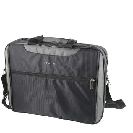 Geanta laptop Tellur LB1 15.6 inch Negru