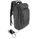 Rucsac laptop Tellur Business L cu port USB 17.3 inch Negru