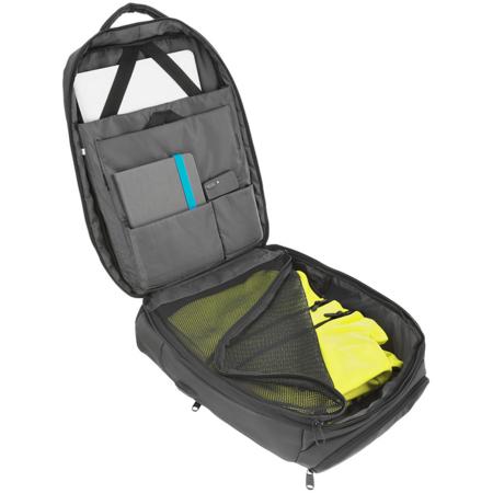 Rucsac laptop Tellur Business XL cu port USB 17.3 inch Negru