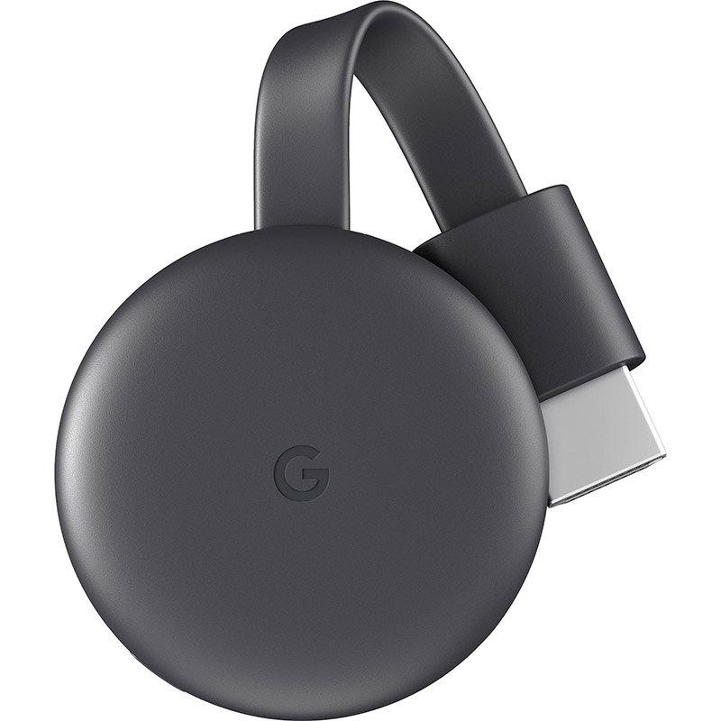 Media player Chromecast 3 Black thumbnail