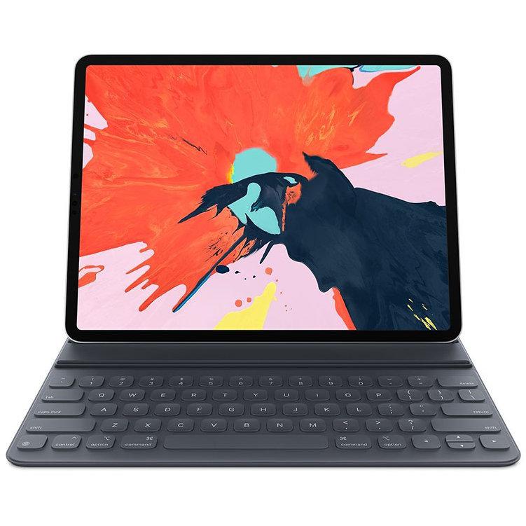 Husa cu tastatura Smart Keyboard Folio pentru iPad Pro 12.9 inch 2018 INT layout thumbnail