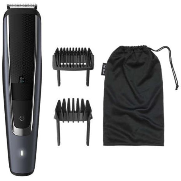 Aparat de tuns barba BT5502/15 Beardtrimmer Series 5000 Gri thumbnail