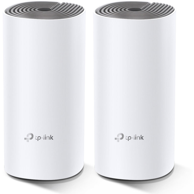 Router Wireless Mesh Deco E4 Dual-band 2 Pack
