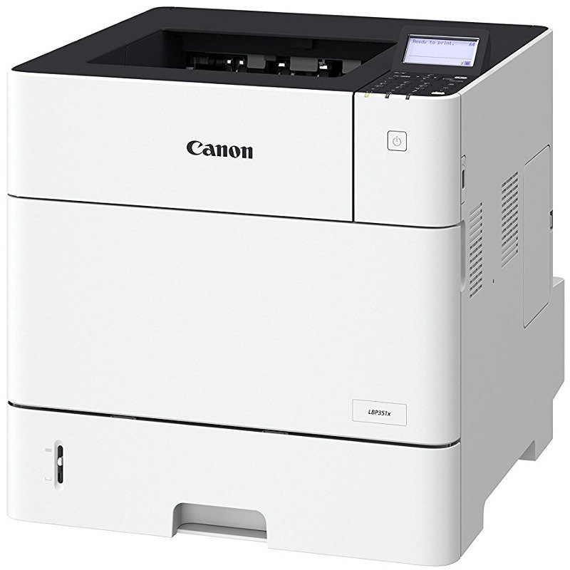 Imprimanta laser alb-negru LBP351x A4 Duplex Retea White thumbnail