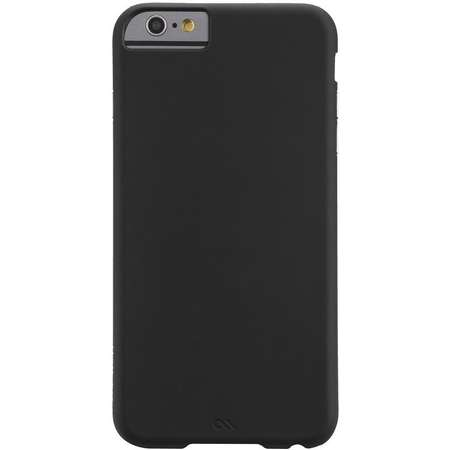 Carcasa Case Mate Barely There iPhone 6/6s Plus Black