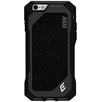 Carcasa Element Case ION iPhone 6/6S Black/Carbon