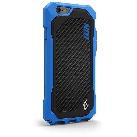 Carcasa Element Case ION iPhone 6/6S Plus Blue/Carbon