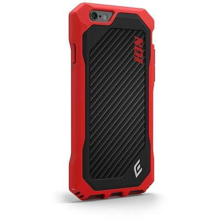 Carcasa Element Case ION iPhone 6/6S Plus Red/Carbon