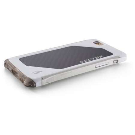 Carcasa Element Case Sector iPhone 6/6S White
