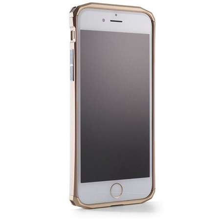 Carcasa Element Case Solace iPhone 6/6S White/Gold