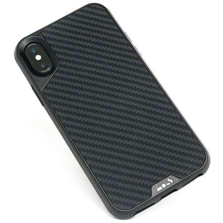 Carcasa Mous Limitless 2.0 iPhone XS Max Real Aramid Carbon Fibre