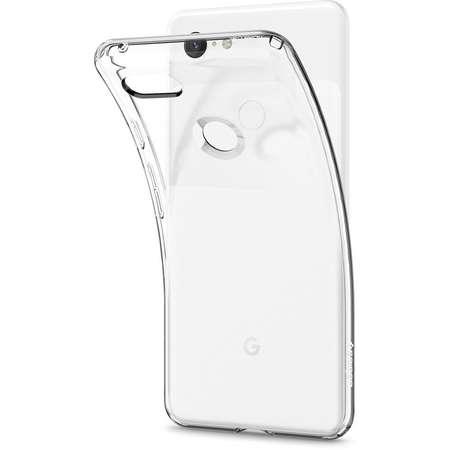 Carcasa Spigen Liquid Crystal Google Pixel 3 XL Crystal Clear