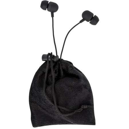 Casti fashion cu saculet Forever CM-120 black