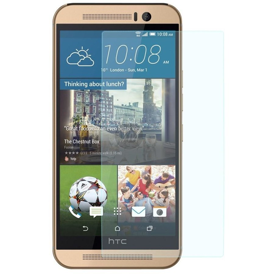 Folie protectie Tempered Glass 0.3mm HTC One M9