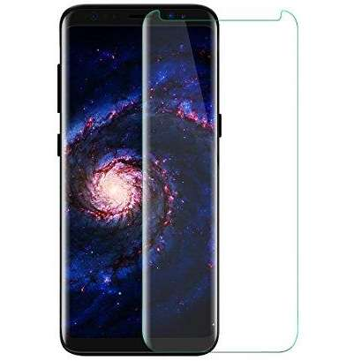 Folie protectie transparenta Case friendly 4smarts Second Glass Curved Samsung Galaxy Note 8