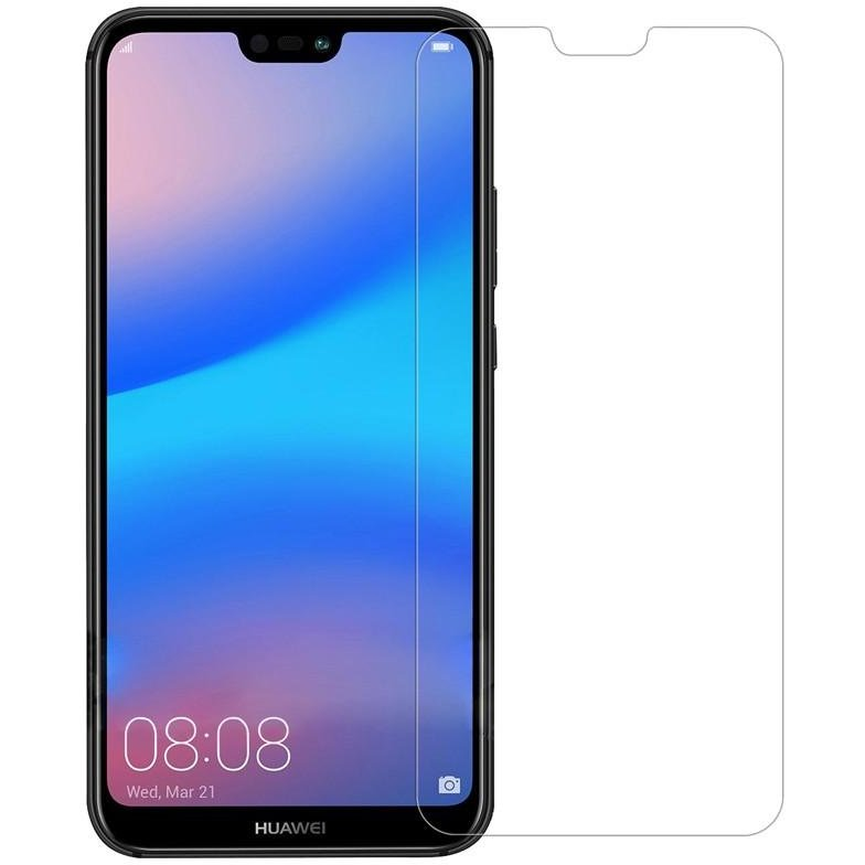 Folie protectie transparenta Case friendly Second Glass Limited Cover Huawei P20 Lite