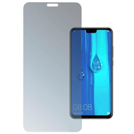 Folie protectie transparenta Case friendly Second Glass Limited Cover Huawei Y9 (2019)