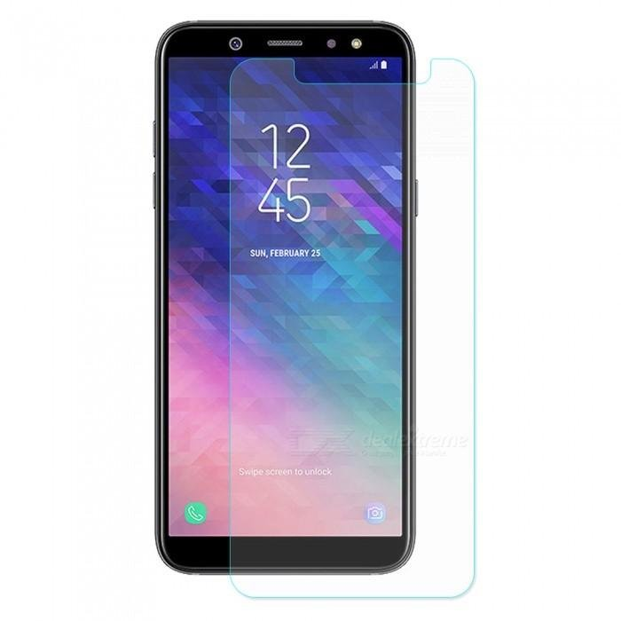 Folie protectie transparenta Case friendly Second Glass Limited Cover Samsung Galaxy A8 (2018)